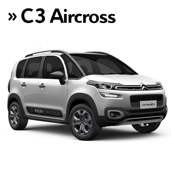 Nuevo C3 Aircross