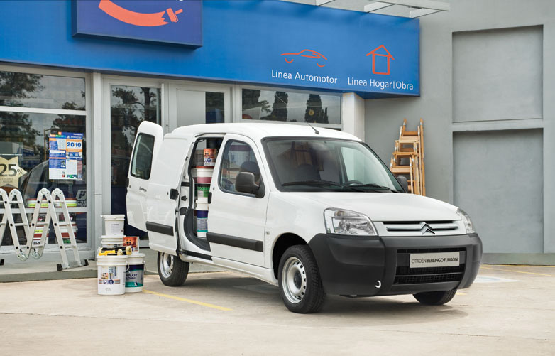 Citroen Berlingo Furgon