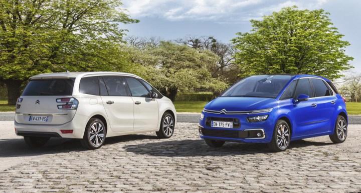 Nuevos Citroën C4 Picasso y Grand C4 Picasso